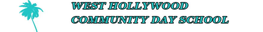 West Hollywood Community Day School  Logo